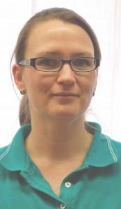 Diana Sideris, Krankenschwester